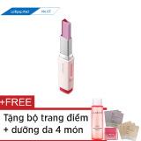 Giá Bán Son Hai Tong Mau Dạng Tint Laneige Two Tone Tint Lip Bar No 7 Lollipop Red 2G Tặng Mặt Nạ Moi 3G Nước Tẩy Trang Mắt Moi 25Ml Kem Nền 1Ml X 3 Kem Lot Hiệu Chỉnh Sắc Da 1Ml X 3 Nguyên Laneige