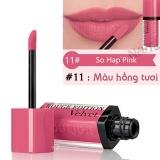 Chiết Khấu Son Kem Li Bourjois Rouge Edition Velvet 7 7Ml Mau 11 So Hap Pink Mau Hồng Cam Phap Bourjois Hồ Chí Minh