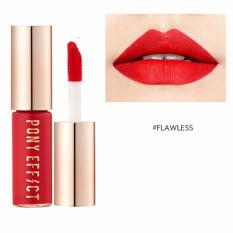 Son Kem Li Cực Mịn Pony Effect Stay Fit Matte Lip Color Flawless Pony Effect Chiết Khấu 40