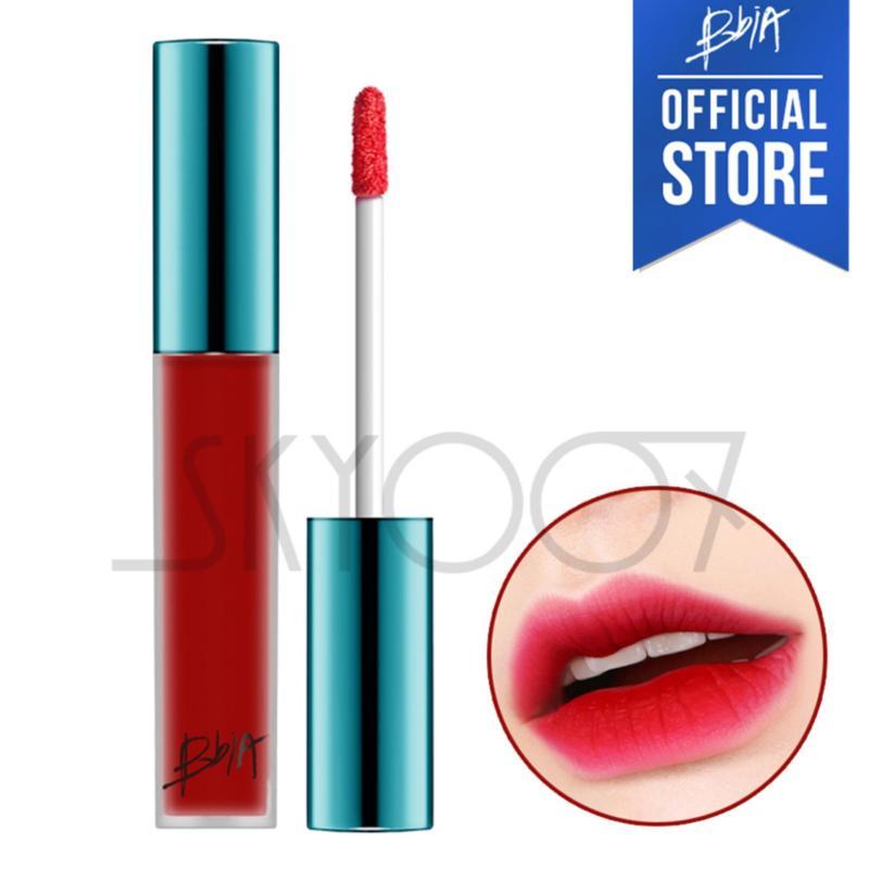 Son kem lì siêu lâu trôi Bbia Last Velvet Lip Tint Version 1 - 03 Extra Red (Màu đỏ hồng)