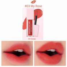 Mua Son Kem Li Sieu Mịn Moi Secretkey Sweet Glam Velvet Tint 03 My Rose Secret Key Nguyên