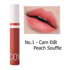 Mua Son Kem Sieu Li Chống Troi Aritaum Lip Cover Color Tint No 1 Cam Đất Peach Souffle Rẻ Vietnam