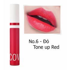 Bán Son Kem Sieu Li Chống Troi Aritaum Lip Cover Color Tint No 6 Đỏ Tone Up Red Rẻ