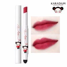 Bán Son Li 2 Đầu Karadium Pucca Love Edition Smudging Tint Stick 02 Apple Red Có Thương Hiệu Nguyên