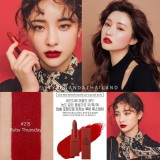 Son Li 3Ce Red Recipe Matte Lip Color Lipstick 215 Ruby Tuesday Mau Đỏ Thẫm Chất Son Li 3Ce Chiết Khấu 40