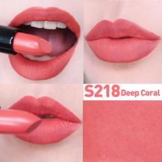 Mua Son Li Amok Luxury Lovefit Lipstick S218 Deep Coral Cam San Ho Rẻ Vietnam