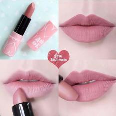 Giá Bán Son Li Amok Luxury Lovefit Lipstick S316 Soul Mate Hồng Đất Vietnam