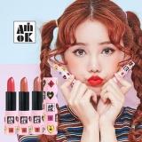 Giá Bán Son Li Cực Dễ Thương Amok Kidult Picnic Lipstick S414 Sắc Đỏ Cam Quyến Rũ Đầy Ấn Tượng Rẻ Nhất