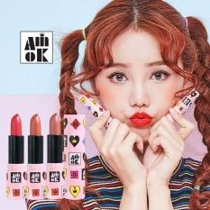 Cửa Hàng Son Li Cực Dễ Thương Amok Kidult Picnic Lipstick S414 Sắc Đỏ Cam Quyến Rũ Đầy Ấn Tượng Amok Trong Vietnam