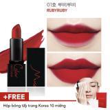 Giá Bán Son Li Lau Troi Musecolor Redlabel Mini Lipstick 01 Mới Nhất