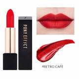 Giá Bán Son Li Mịn Chất Son Tuyệt Hảo Pony Effect Outfit Velvet Lipstick Retro Cafe Pony Effect Mới