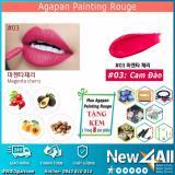 Mua Son Moi Agapan 03 Painting Lipstick Thỏi Li Dạng Kem Lỏng Tặng 01 Mon Qua Ngẫu Nhien Từ New4All Shop Rẻ Hồ Chí Minh