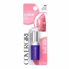 Giá Bán Son Moi An Toan Mỹ Covergirl Continuous Color Lipstick Rose Quartz 415 13Oz Có Thương Hiệu