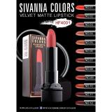 Mã Khuyến Mại Son Moi Dạng Thỏi Sivanna Colors 10 Matte Lipstick Thai Lan 3 8Gram Trong Hồ Chí Minh