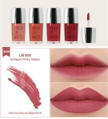 Bán Son Moi Eglips Lively Lip Matte Lm006 Antique Pinky Matte Hồ Chí Minh