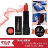 Giá Bán Son Moi Lau Troi Nhiều Dưỡng Sivanna 01 Matte Lipstick 3 8G Tặng Vi Bop New4All Đựng Tai Nghe Mới Nhất