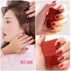 Mua Sơn Mong Tay 3Ce Red Recipe Long Lasting Nail Lacquer 10Ml Rd08 3Ce Rẻ