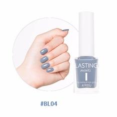 Giá Bán Sơn Mong Tay A Pieu Lasting Nails 9Ml Long Lasting High Glossy Mau Bl04 A Pieu Mới