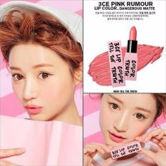 Mua Son Sieu Li 3Ce Pink Rumour Dangerous Matte Lip Color 809 Tell The Truth Trong Vietnam