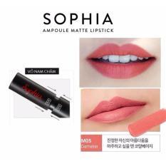 Giá Bán Son Sophia The 1St Ampoule Matte Lipstick M05 Demter Mau Modest Đinh Đam Của Espoir Mới