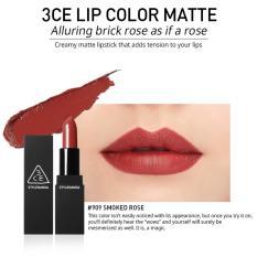 Mua Son Thỏi Li 3Ce Stylenanda Lip Color Matte 909 Smoked Rose Đỏ Gạch Rẻ Trong Hồ Chí Minh