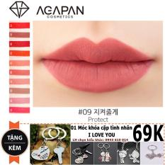 Giá Bán Son Thỏi Li Agapan Pit A Pat 09 Lipstick Tặng Moc Khoa Tinh Nhan Mới