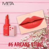 Mua Son Thỏi Li Miita Cherrish Lip Matte Arcane Stone 06 Mau Đỏ Cam San Ho Miita Nguyên