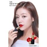 Ôn Tập Son Thỏi Li Sang Trọng Bảng Mau Tuyệt Đẹp Chou Chou The Great Desire Matte Rouge 01 Ruby Rose Trong Hồ Chí Minh