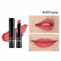 Giá Bán Rẻ Nhất Son Thỏi Sieu Bền Mau A Pieu True Fitting Lipstick Cr01 Sophia