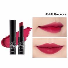 Mã Khuyến Mại Son Thỏi Sieu Bền Mau A Pieu True Fitting Lipstick Rd03 Rebecca Hồ Chí Minh