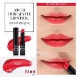 Bán Son Thỏi Sieu Bền Mau A Pieu True Matte Lip Stick Rd01 Sarah A Pieu Trong Hồ Chí Minh