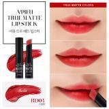 Chiết Khấu Son Thỏi Sieu Bền Mau A Pieu True Matte Lip Stick Rd04 Scarlet A Pieu Hồ Chí Minh