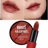 Son Thỏi Sieu Li A Pieu Wild Matt Lipstick Br01 Cinnamon Red A Pieu Chiết Khấu