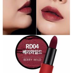 Giá Bán Son Thỏi Sieu Li A Pieu Wild Matt Lipstick Rd04 Berry Wild Rẻ Nhất