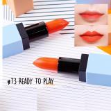 Mã Khuyến Mại Son Thỏi Sieu Li Chất Đẹp Khong Kho Moi Moart Velvet Lipstick T3 Ready To Play Tone Mau Cam Sang Moart Mới Nhất