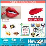 Giá Bán Son Tint Agapan 05 Painting Rouge Lipstick Dạng Kem Lỳ Tặng 01 Mon Qua Ngẫu Nhien Từ New4All Shop Trực Tuyến