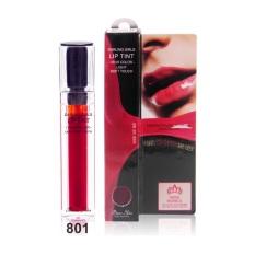 Chiết Khấu Sản Phẩm Son Tint Dạng Gel Lau Troi Beauskin Darling Girls Lip Tint 6Ml No 801 Red Orange Hang Chinh Hang