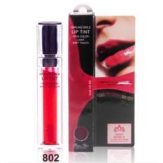 Son Tint Dạng Gel Lau Troi Beauskin Darling Girls Lip Tint No 802 6Ml Đỏ Hồng Hang Chinh Hang Beauskin Rẻ Trong Hà Nội