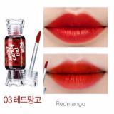 Ôn Tập Son Tint Thế Hệ Mới The Saem Water Candy Tint 03 Red Mango Mới Nhất