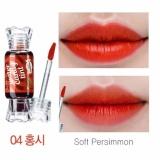 Ôn Tập Son Tint Thế Hệ Mới The Saem Water Candy Tint 04 Soa Persimmon Vietnam