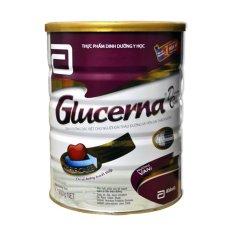 Ôn Tập Sữa Bột Glucerna 900G Glucerna Trong Bình Dương