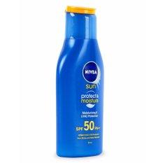 Sữa chống nắng & dưỡng ẩm da toàn thân Nivea Sun Protect & Moisture SPF 50 PA++ 50ml