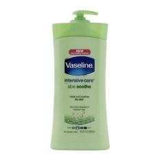 Sữa dưỡng da Vaseline 725 ml ( Xanh )