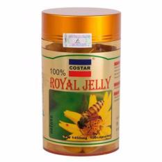 Hình ảnh Sữa ong chúa Costar Royal Jelly 1450mg 100 viên