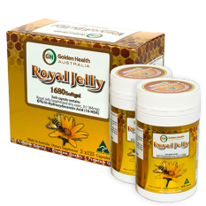 Bán Sữa Ong Chúa Golden Health Royal Jelly 1680Mg Golden Health Trong Vietnam