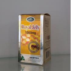 Chiết Khấu Sữa Ong Chua Royal Jelly 1000Mg Royal Jelly Trong Vietnam