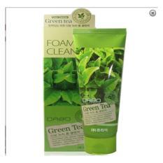 Sữa rửa mặt dành cho nam TRÀ XANH GREEN TEA Dabo