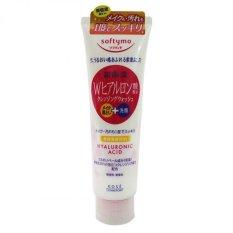 Sữa Rửa Mặt Kose Softymo Hyaluronic Acid 190G Kose Softymo Chiết Khấu