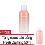 Giá Bán Sữa Rửa Mặt Laneige Fresh Calming Gel Cleanser 230Ml Tặng Nước Can Bằng Fresh Calming Toner 50Ml Có Thương Hiệu