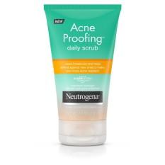 Bán Sữa Rửa Mặt Neutrogena Acne Proofing Daily Scrub 119G Của Mỹ Hồ Chí Minh Rẻ